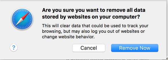 Click Remove Now